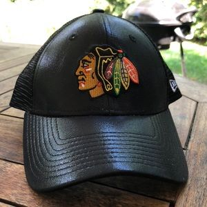 Blackhawks women's hat